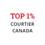Top 1% des courtier Royal Lepage au Canada